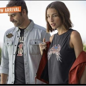 New Special Harley Davidson Series Tank Top